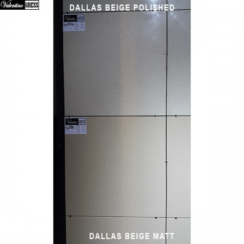 VALENTINO GRESS Valentino Gress Dallas L Grey Matt 60x60 - 2