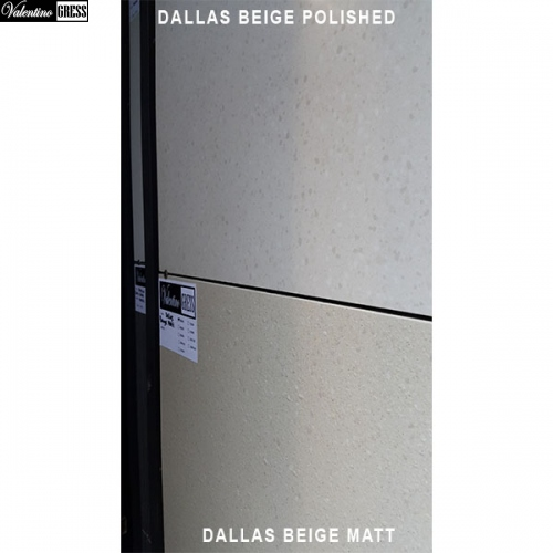 VALENTINO GRESS Valentino Gress Dallas L Grey Matt 60x60 - 3