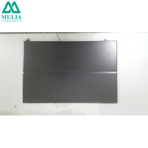 MULIA Mulia Subway Medium Grey doff (no bevel) 10x30 kw2 - 2