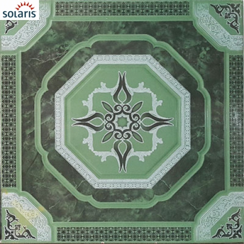 SOLARIS: Solaris Columbus Dark Green 40x40