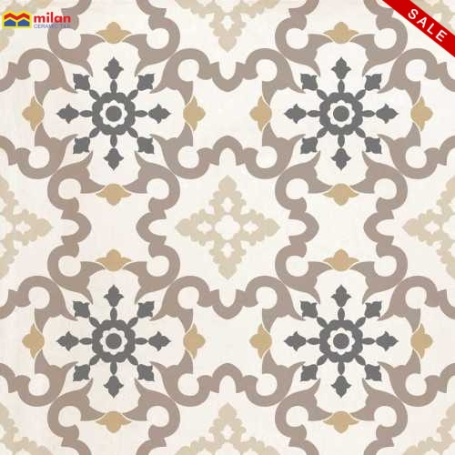 MILAN Milan Harvest Deco Brown 40x40 KW2 (stock sale) - 1