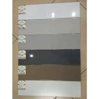 Mulia Subway Glossy Dark Grey 10x40 KW2