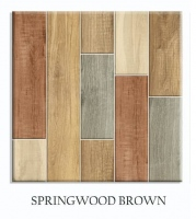 Kobin Springwood Brown 50x50