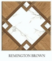 Kobin Remington Brown 50x50