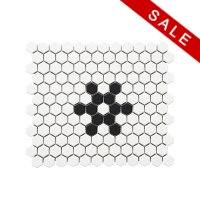 MOZZA TILE Hexa Mini Mix-2 23x26mm (260x300mm)