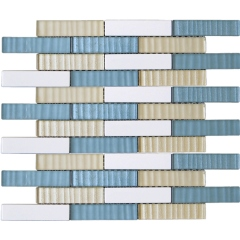 Venus Tiles Indigo Rimple Blue Combination 30x30