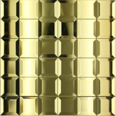 Venus Tiles Mirror Gold 30x30