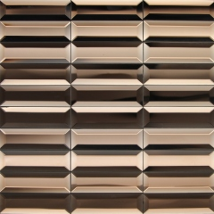 Venus Tiles Mirror Rose Gold 30x30