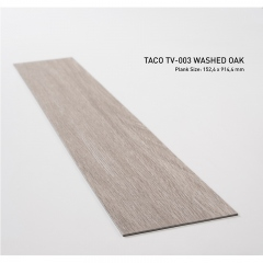 Vinyl Plank TACO 3mm TV-003 Washed Oak (1 dus = 3,34 m2)