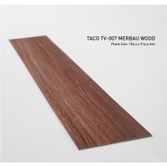 Vinyl Plank TACO 3mm TV-007 Merbau Wood (1 dus = 3,34 m2)