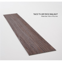 Vinyl Plank TACO 3mm TV-009 Rich Walnut (1 dus = 3,34 m2)