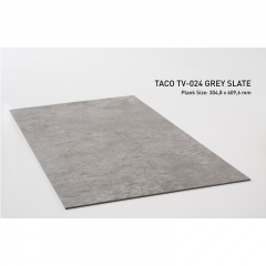 Vinyl Plank TACO 3mm TV-024 Grey Slate (1 dus = 3,34 m2)