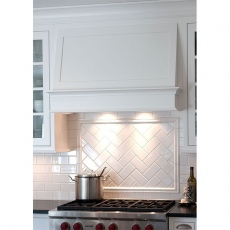 Mulia Subway White Glossy (no bevel) 7,5x15 KW1
