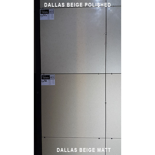 VALENTINO GRESS: Valentino Gress Dallas L Grey Matt 60x60 - small 2