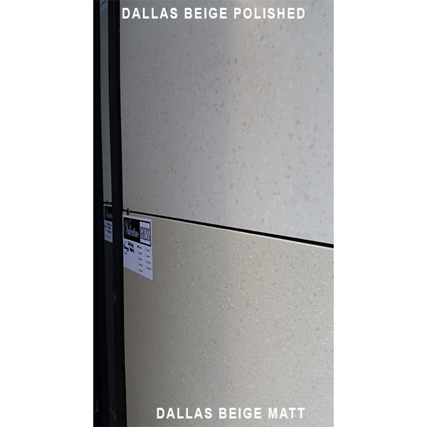 VALENTINO GRESS: Valentino Gress Dallas L Grey Matt 60x60 - small 3