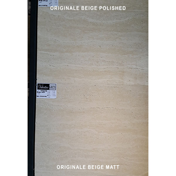 VALENTINO GRESS: Valentino Gress Originale Beige Polished 60x120 - small 5